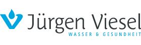 Zur Startseite: Logo von Clean Wasser, Jürgen Viesel, Berater für Wasser und Gesundheit